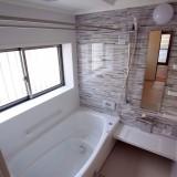 H様邸お風呂