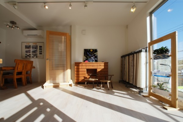 住空間建築設計ショールーム内観3